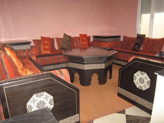 Fiendly holiday apartment - Agadir - Apartment