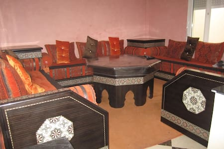 Fiendly holiday apartment - Agadir