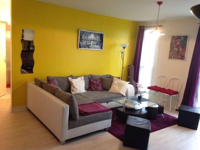 Joli appartement proche de Paris