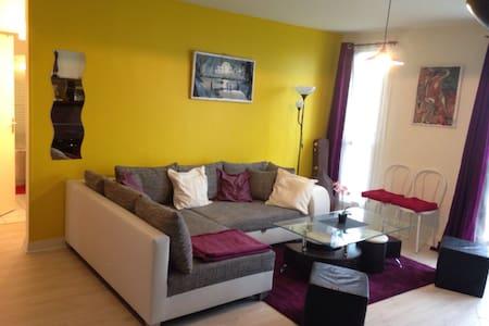 Joli appartement proche de Paris - Les Ulis - Apartamento
