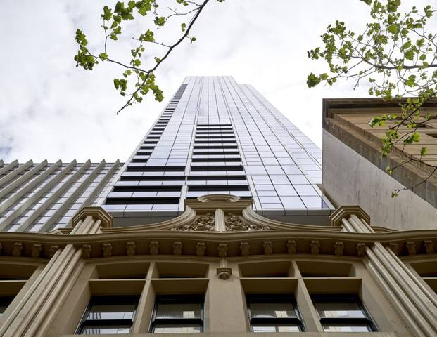 MEL_COL_1Bed · Executive 1 beds in heart of Melbourne CBD