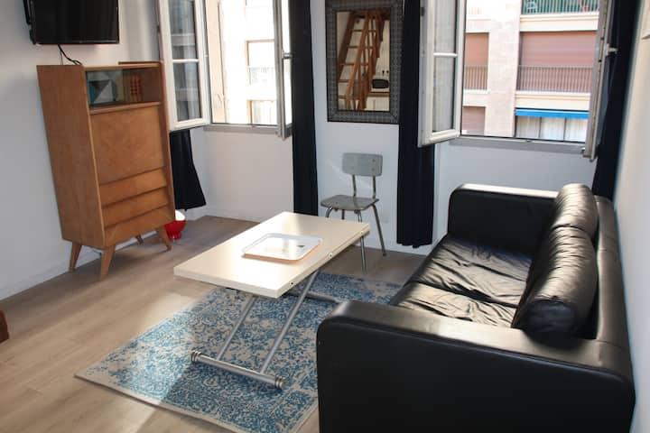 Un Studio au Vieux Port / Panier - Wifi