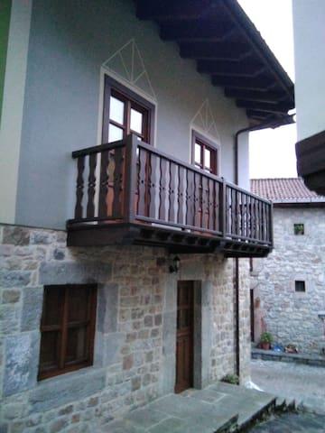 Casa rural nueva en Carreña de Cabrales