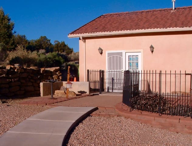 Guest House with Scenic Views/Fenced Patio