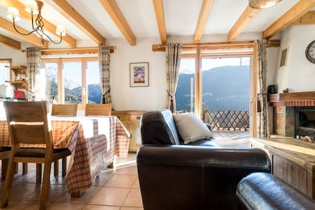 Villars Gryon Barboleuse Swiss Alps - グリヨン