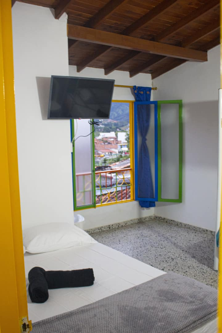Beautiful apartment in Guatape.