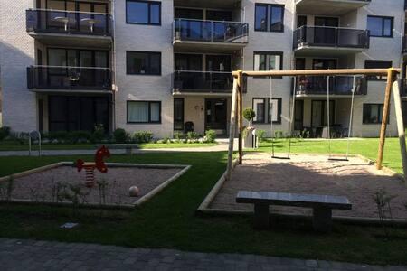 Leilighet 200 meter fra Grimstad sentrum - Grimstad