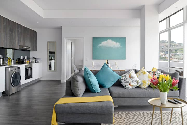 Chic Urban Living in The heart of Cape Town