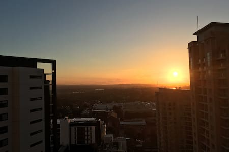 Awesome apartment 21 floors up - 查茨伍德(Chatswood) - 公寓