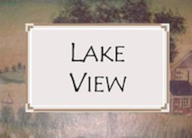 Lake View Room @ the Blue Heron Inn - Findley Lake - Bed & Breakfast