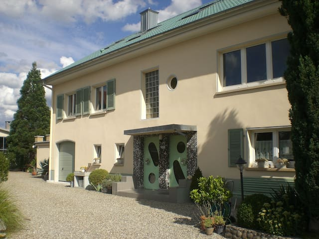 Holiday in the Fifties - Bad Krozingen - Apartmen
