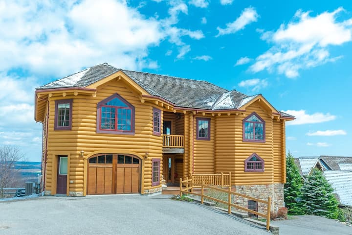 DOGS WELCOME! Ski In/Ski Out Home w/Dock Slip, Private Indoor Pool, & Hot Tub!
