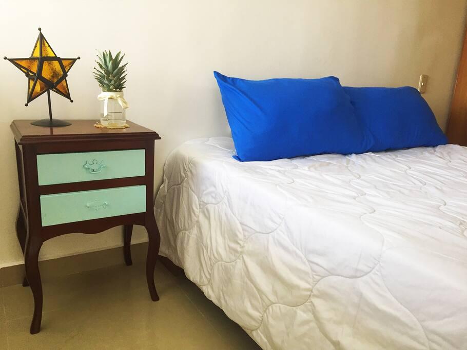 Habitaci n privada ba o privado terraza for La terraza barranquilla