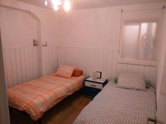 Habitación doble (2) standar a 1min de Casco Viejo - Bilbao - Apartment