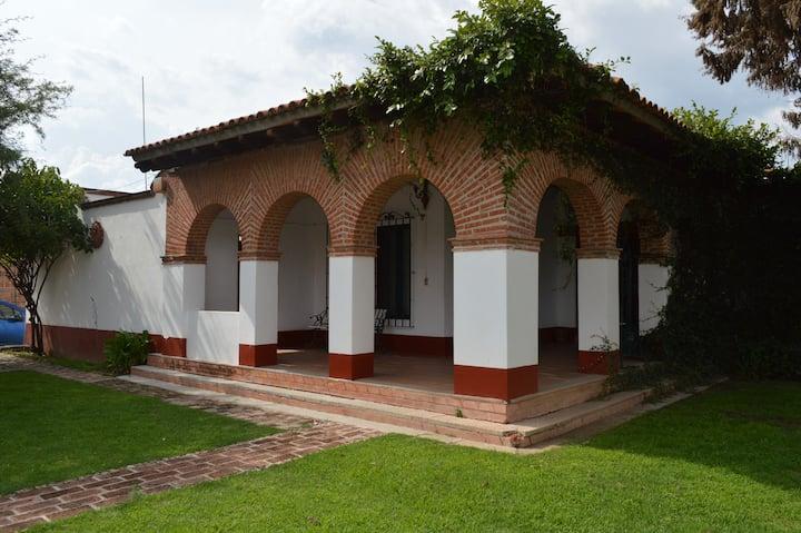 Hermosa amplia casa para 35 personas en Guanajuato
