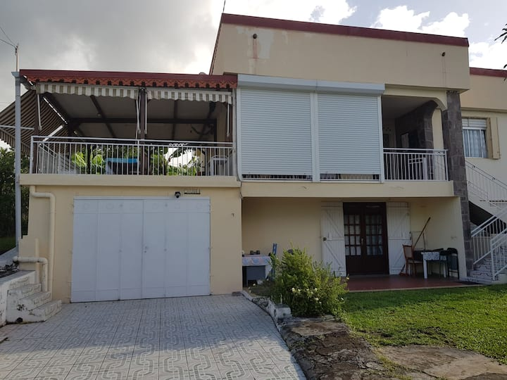 Una casa individual para ti, para tus vacaciones