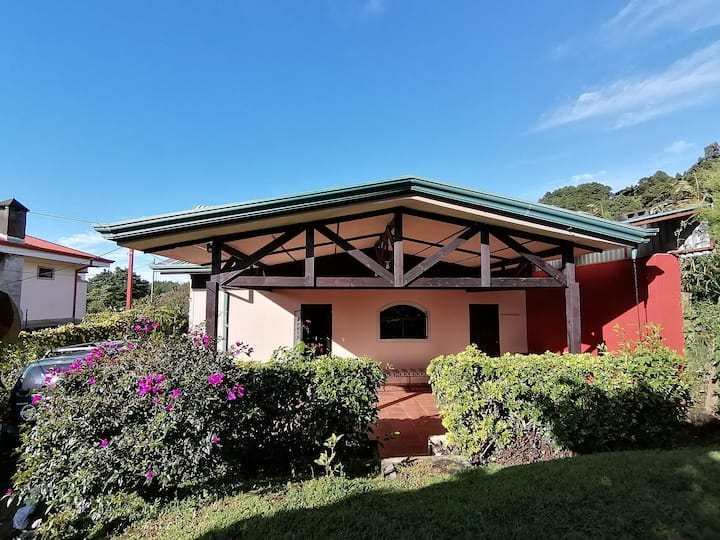 Casita de Montaña. Long stays available.