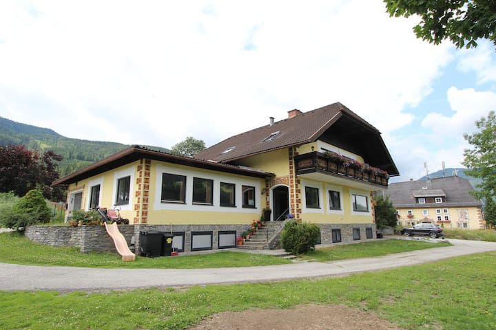 Spacious Apartment in Katschberg with Pool