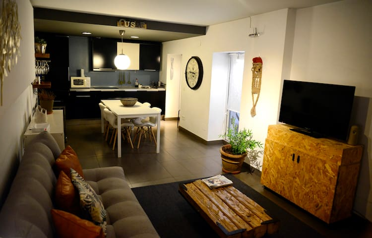 Central, comfortable and beautiful apartment