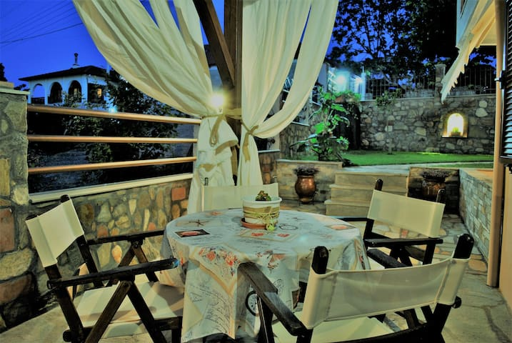 Voula Kourbeti Apartments Ag.Nikolaos Sithonia-1