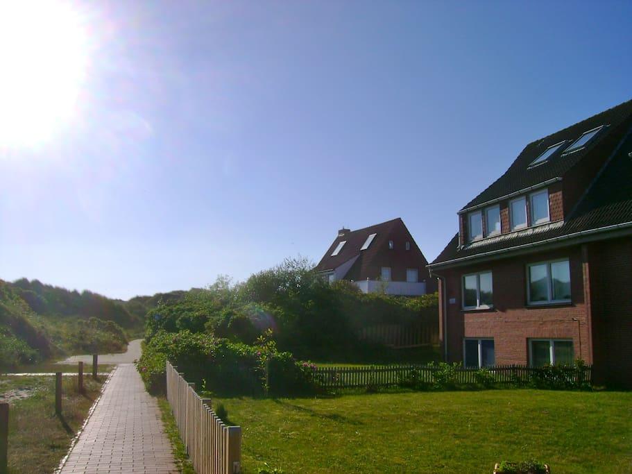 das vorletzte Haus: Haus Hammersee