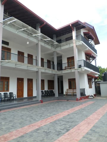 Vista Rooms Dammarakkitha Road - Monaragala - อพาร์ทเมนท์