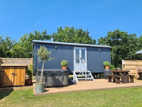The Copper Hut -Berry Hall Farm Retreat
