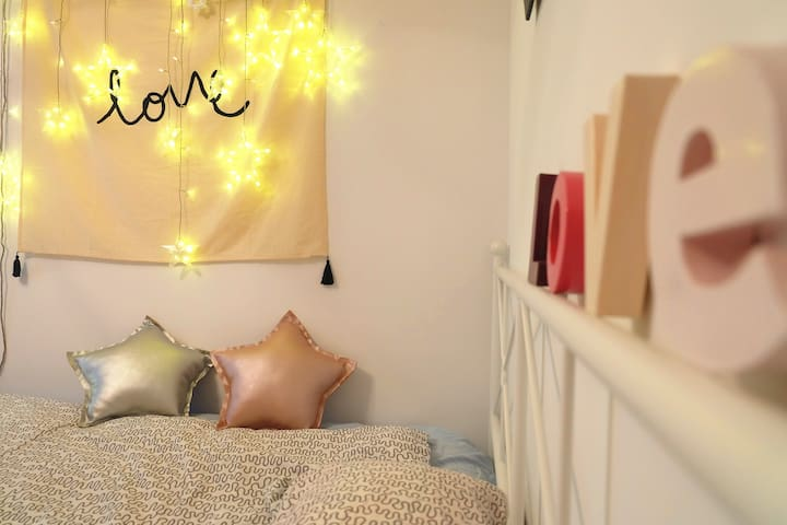 Welcome cozy apt!高速wifi 智能马桶washlet - 金华市 - Appartamento