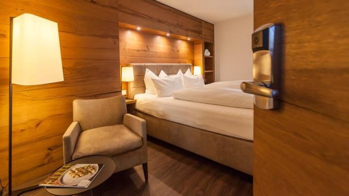 Lodge Doppelzimmer