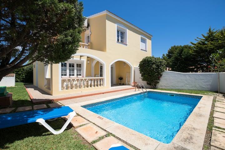 With a private pool near the beach – Villa Celestino