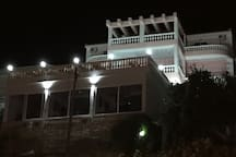 Large apartment at Villa Goro Himare