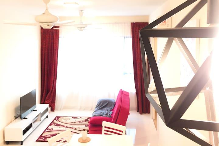 Kajang Suite - Kajang - Lägenhet