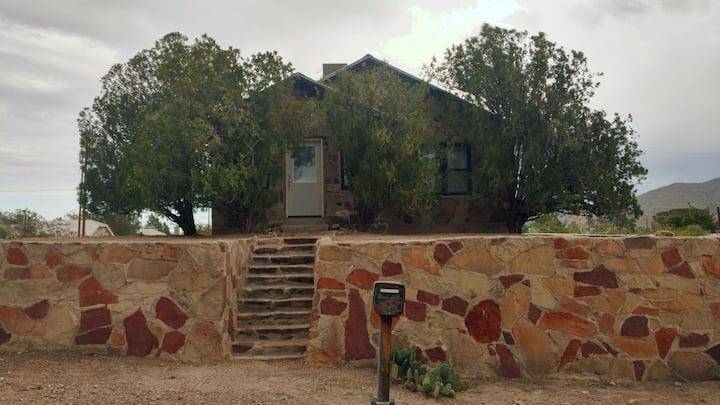 The Rock House Retreat