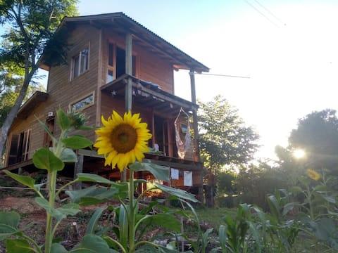 Casa do Mel - Ecosítio Oremã - Caraá/Borussia
