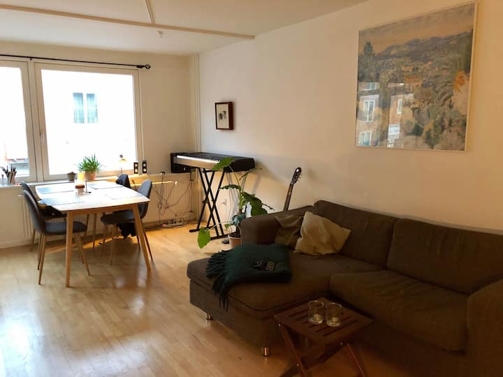 2 bedroom appartment with balcony