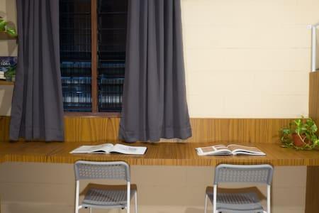 Near USU free wifi twin room SAPO BENGKURUNG 208