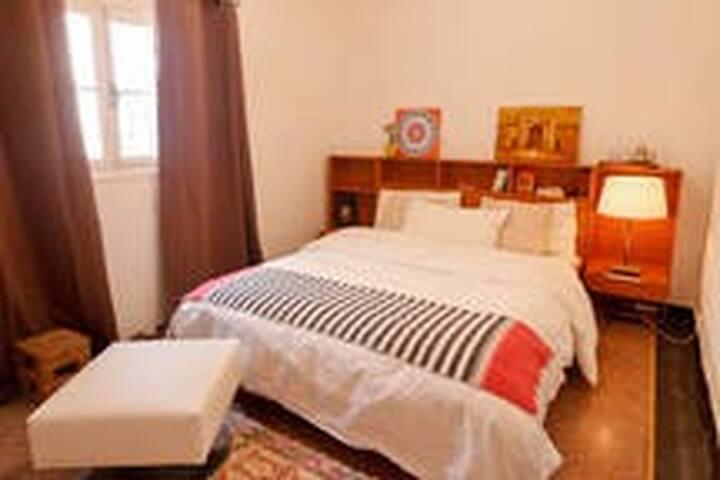 Cosy room in a beach Villa - Casablanca - Villa