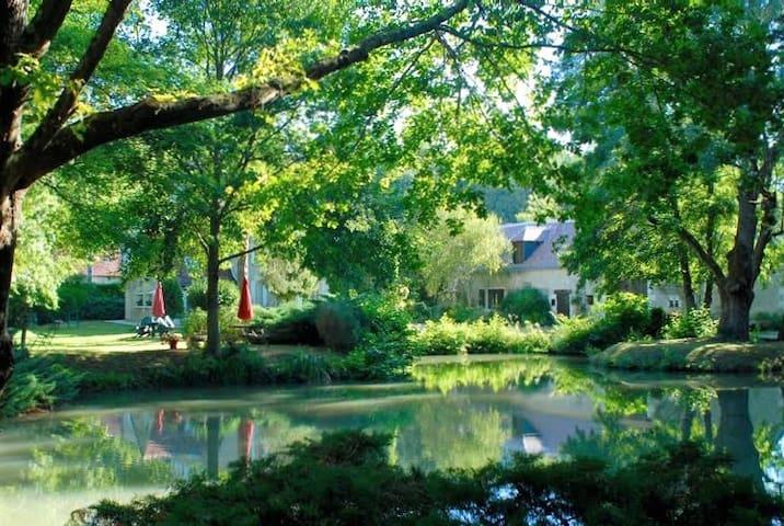 Le gite du Moulin de la Follaine - Azay-sur-Indre