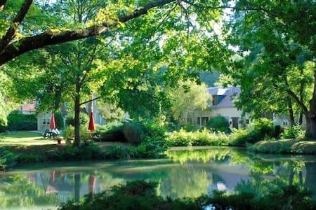 Le gite du Moulin de la Follaine - Azay-sur-Indre - House