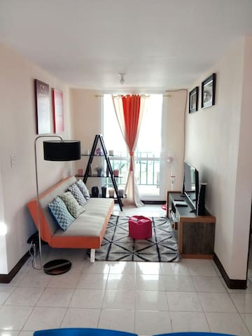 Spacious & Cozy Fully Furnished Unit in Mactan - Lapu-Lapu City - Appartement