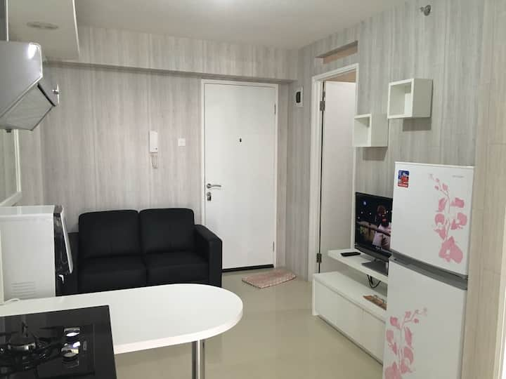 2BD Basura City Apartment Tower-E, East Jakarta