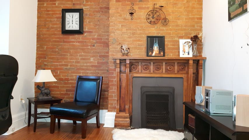Amazing Flat in Historic Building - Kingston - Apartment