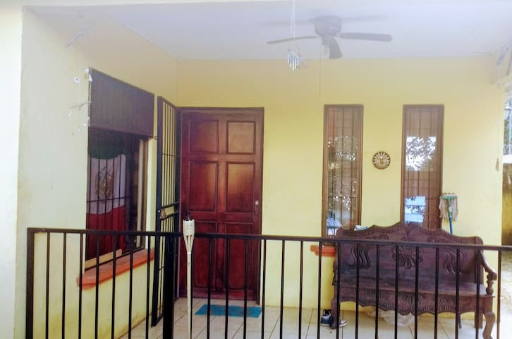 Casa Yellow, one room available.