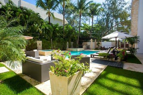 Deluxe Beach Apartment in Bavaro, Punta cana E2