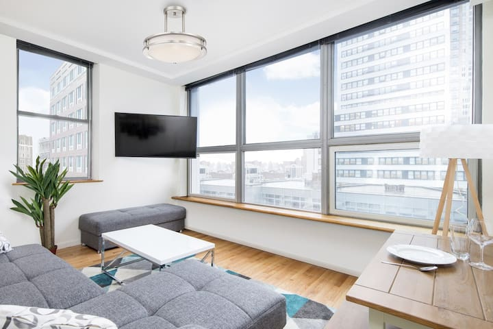 Modern Apt with Beautiful Views in Manhattan