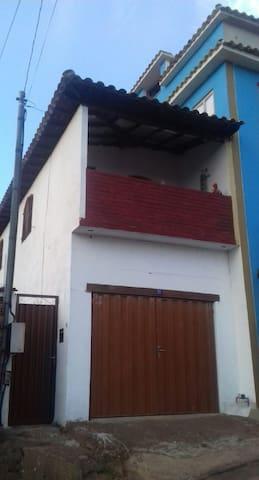 Casa da Dona Mercedes em Tiradentes MG