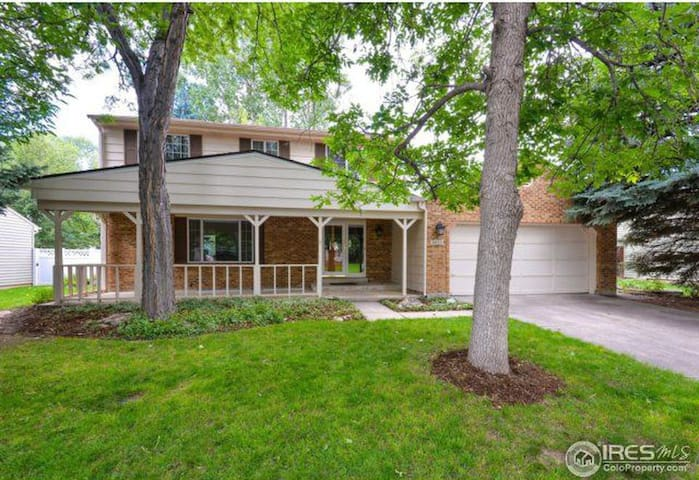 Lovely, quiet home in Fort Collins