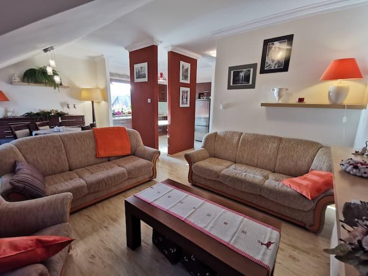 Apartament Leśny