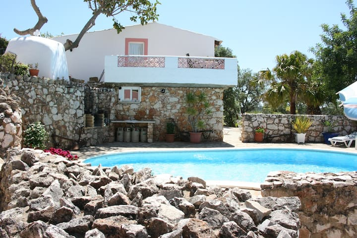 Beautiful cottage with pool - Carvoeiro - Bungalow