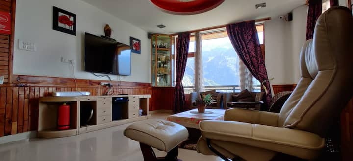 2BHK Furnished cottage, Manali